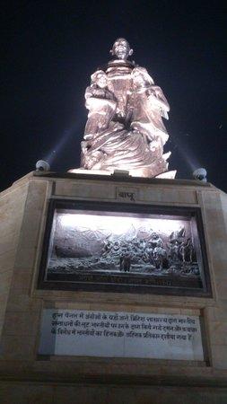 Patna, India: Gandhi ji