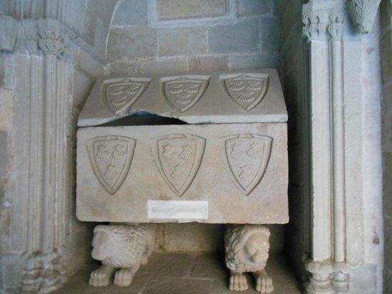 Sant Pau del Camp: sarcofago