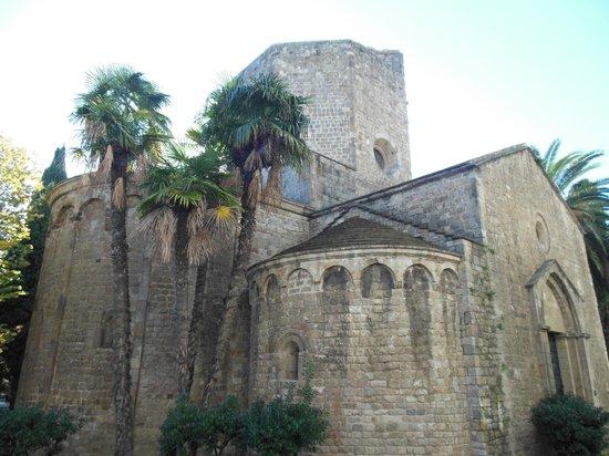 Sant Pau del Camp: la chiesa