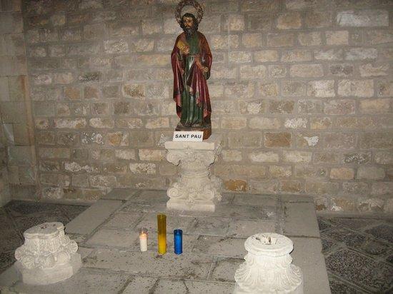 Sant Pau del Camp: San Pau