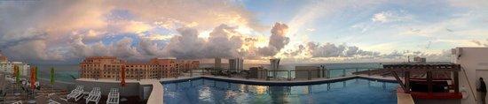 Aloft Cancun : Awesome Views!
