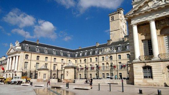 Musée des Beaux-arts de Dijon : Musée des Beaux-Arts in Dijon