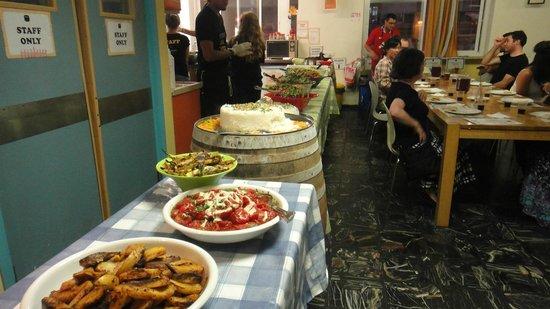 Abraham Hostel Jerusalem : Shabbat Dinner