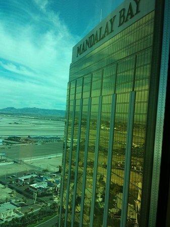 Four Seasons Hotel Las Vegas: 35th floor