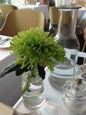 Hilton Stockholm Slussen: Detalhe do café-da-manhã