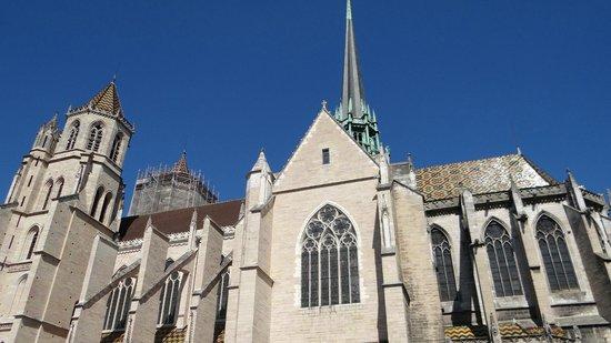 Cathédrale Saint-Bénigne (Dijon Cathedral) : Saint Benigne in Dijon