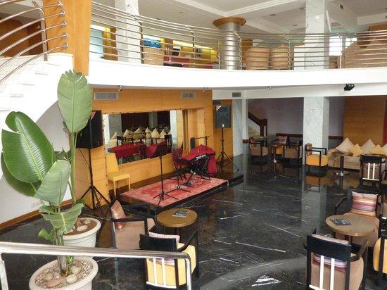 Hotel Timoulay & Spa Agadir: Tanzbar