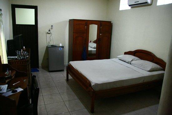 Hotel Lumbung Sari: Просторный номер