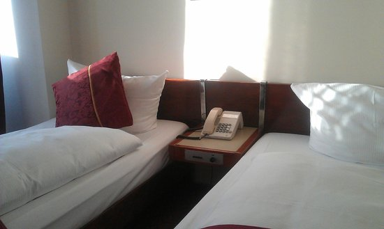 Hotel Nevada Hamburg: Letti