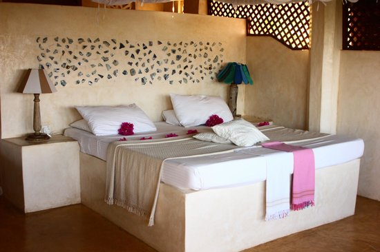 Banana House & Wellness Centre : Bedroom