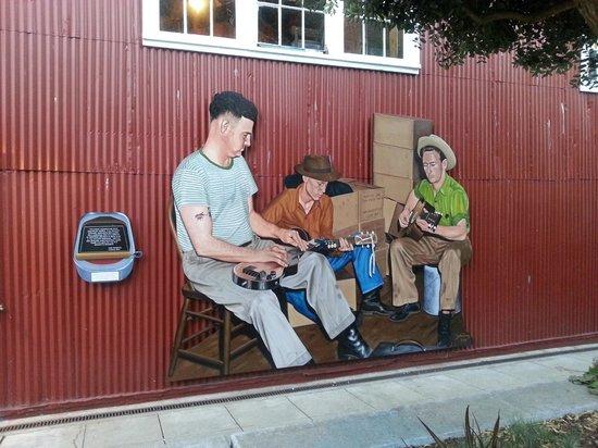 Cannery Row: Сценка из литературного произведения