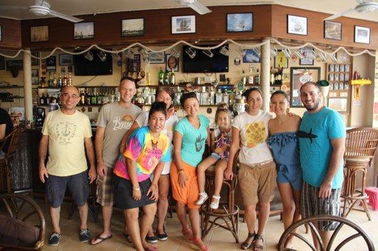 Beach Breeze Guesthouse: Restaurant