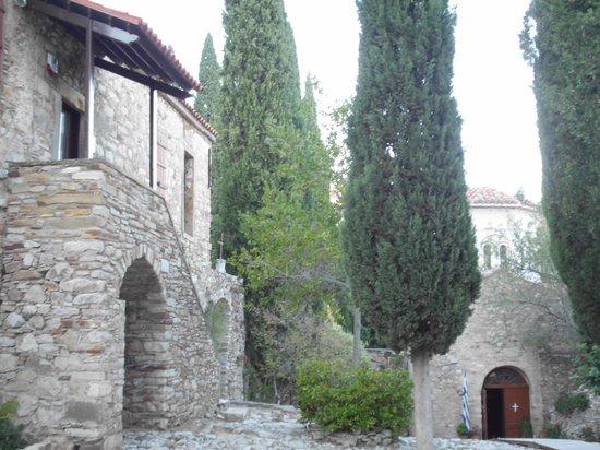 Nea Moni Monastery: Νέα Μονή Χίου