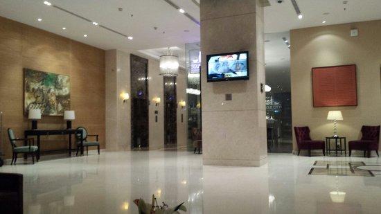Oakwood Premier Prestige Bangalore : Receptions