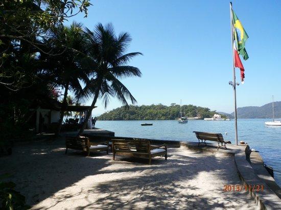 Pousada Jamanta: vista de la posada