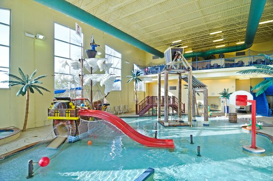 Buccaneer Bay Indoor Aquatic Center