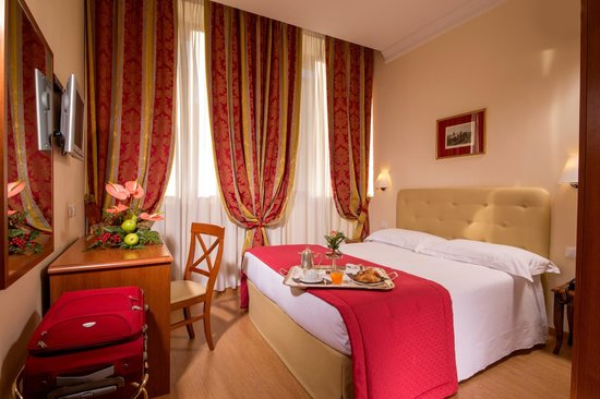 BEST WESTERN PLUS Hotel Milton Roma: camera