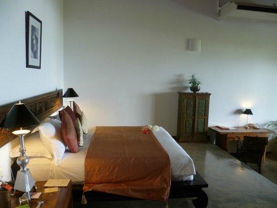 Aditya: Master bed
