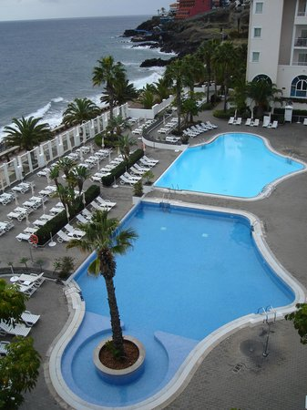Hotel Riu Palace Madeira: pool area