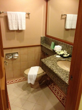 The Manor at Camp John Hay: Second Bathroom