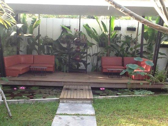 MEN's Resort & Spa - Gay Hotel: Relaxing Area