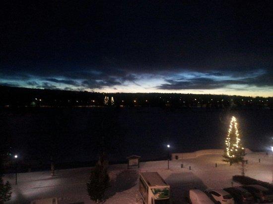 Cumulus Pohjanhovi: Vista camera 8 del mattino