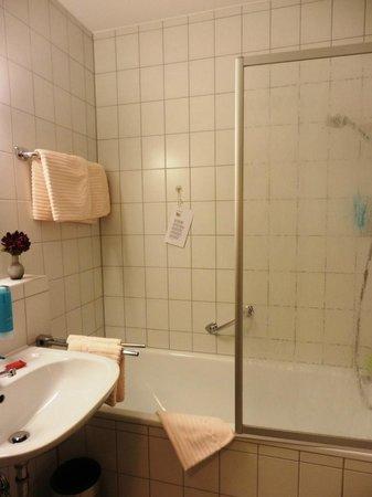 Hotel Residenz Passau: Badezimmer