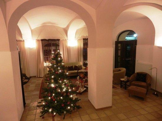Hotel Residenz Passau: Hotellounge