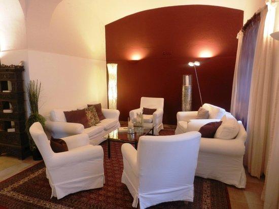 Hotel Residenz Passau: Aufenhaltsraum