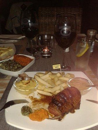 Cattle Baron: вкусные стейки
