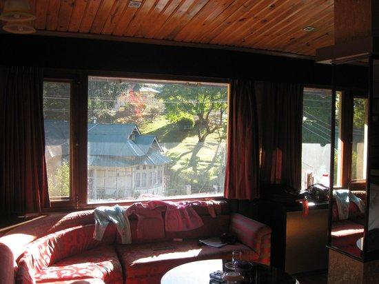 Blueberry Inn: Room view