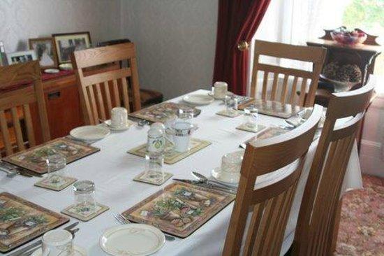 Parkville B&B: Dining Room