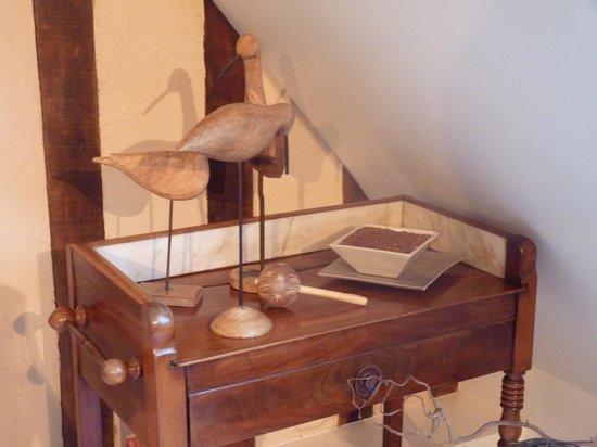 La Charretterie : meuble ancien