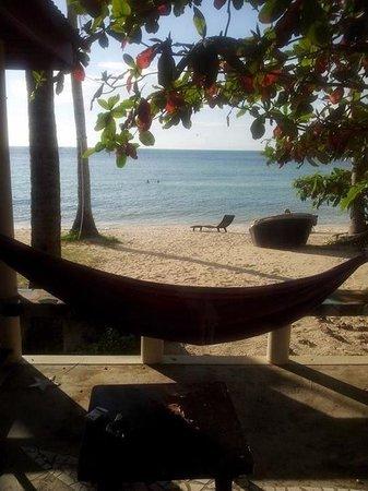 Seetanu Bungalows: La plage juste devant ��