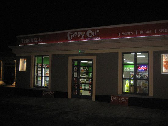 The Bell Pub: Carry Out