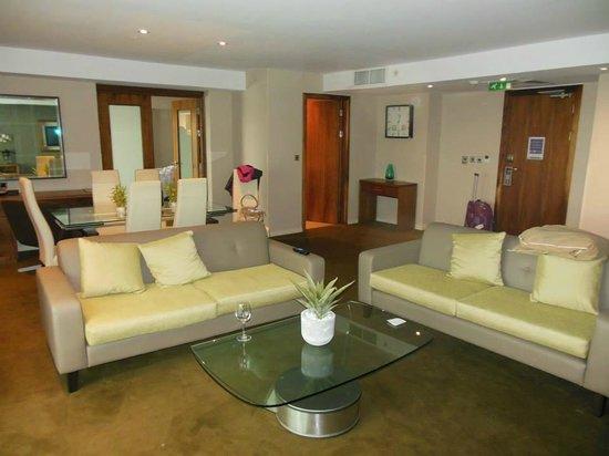 Limerick Strand Hotel: suite