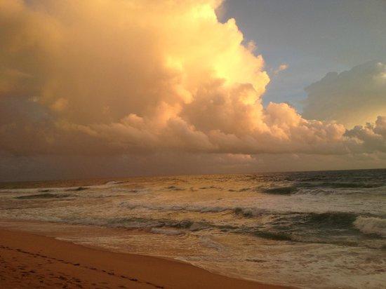 Main Reef Hotel and Restaurant: потрясающие закаты