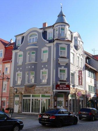 Hotel An Der Kapelle Meiningen