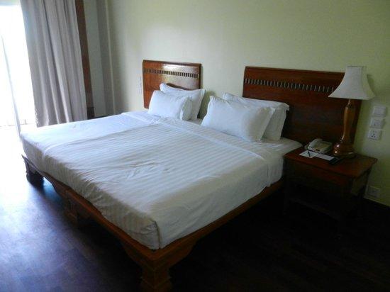 Sokha Beach Resort: chambre