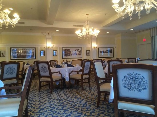The Carolina Hotel - Pinehurst Resort: Carolina Dining Room