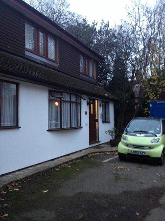 The Tudor Lodge: The Granny Flat where Room 29 was