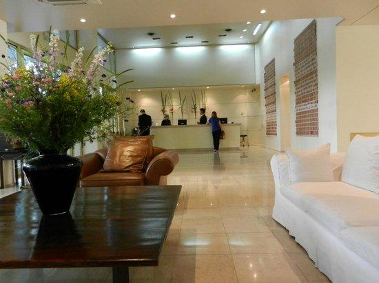 Loi Suites Recoleta Hotel: Hotel Loi Suites - Recepção