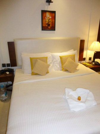De Alturas Resort: номер superior