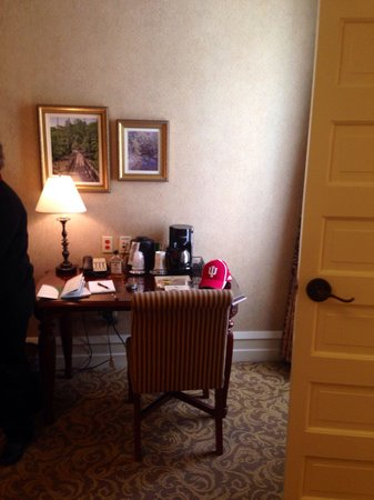 French Lick Springs Hotel: Room