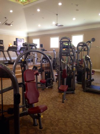 French Lick Springs Hotel: Exercise room
