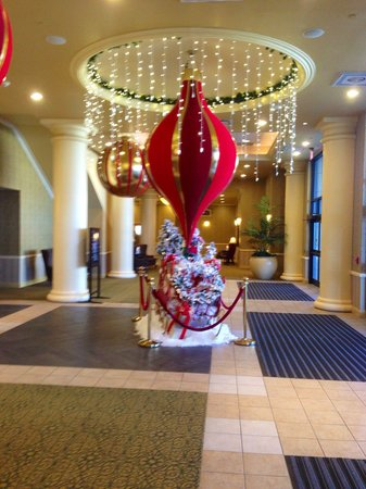 French Lick Springs Hotel: Resort decorations
