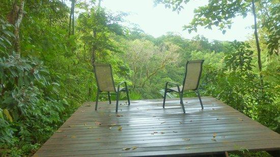 El Remanso Lodge: relax en el mirador