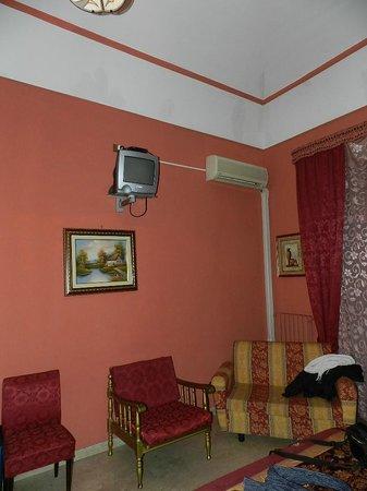 Hotel Alessandra: camera