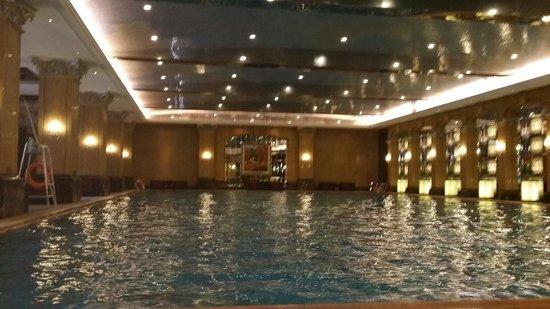 Chateau Star River Pudong Shanghai: La piscine