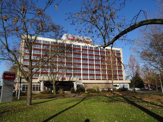 Mercure Strasbourg Palais des Congres: Hotel Mercure